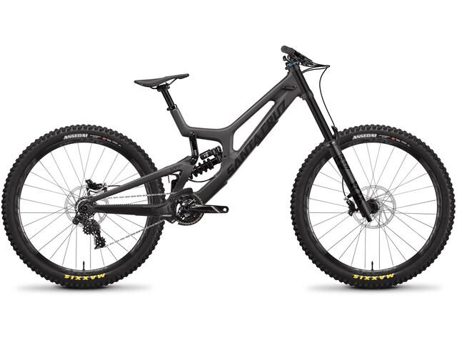 "Santa Cruz V10 CC S-Kit 27.5"" matte carbon"